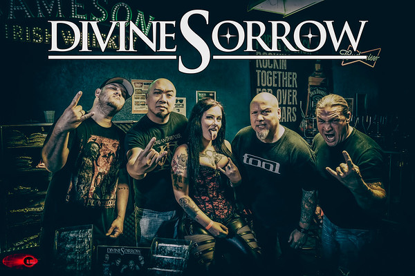 DIVINE SORROW @ POP'S NIGHTCLUB 9292018