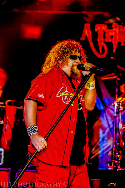 RED A TRIBUTE TO SAMMY HAGAR