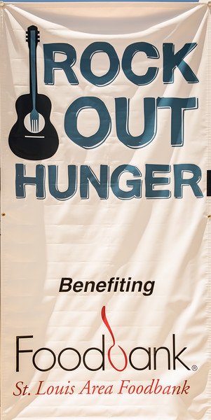 ROCK OUT HUNGER