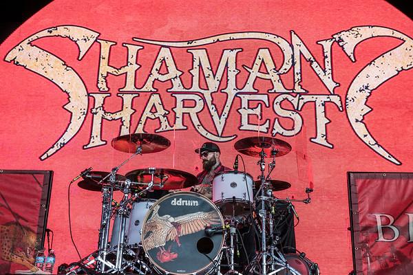 Shamans Harvest @ The Hollywood Amphitheater