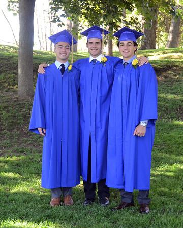 Pat's Grad 2015