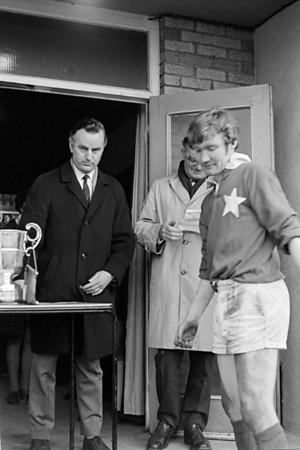 Metro Cup Final 19 April 1970