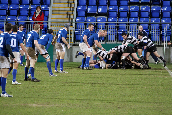Leinster Sen Cup Final 5 Feb 2010