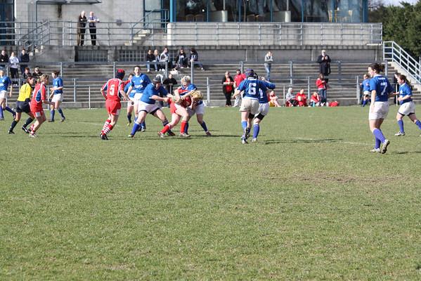Women v UL Bohs 23 March 2010