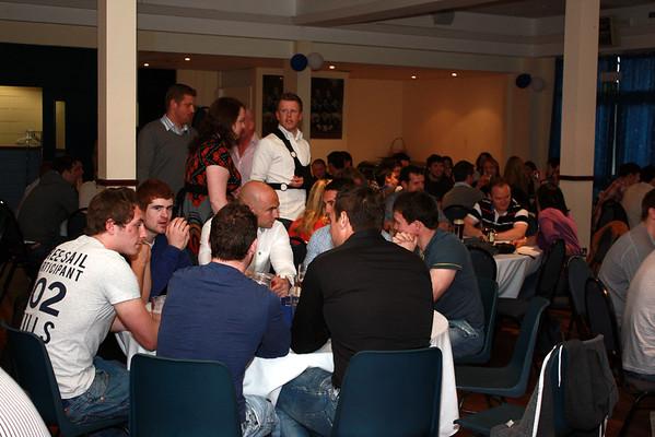 Captain's Dinner 2011