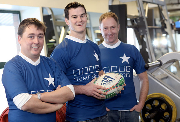 Hume Brophy Jersey Launch