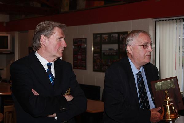 UCD Centenary Presentation 20 April 2011