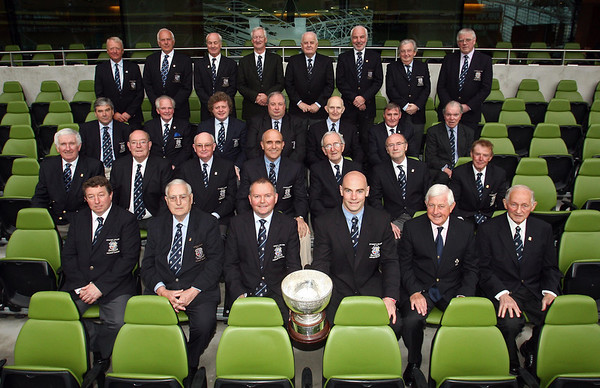 Past Presidents Dinner Aviva Stadium