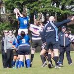 Womens St Marys J1 vs Old Belvedere J2 14/04/13