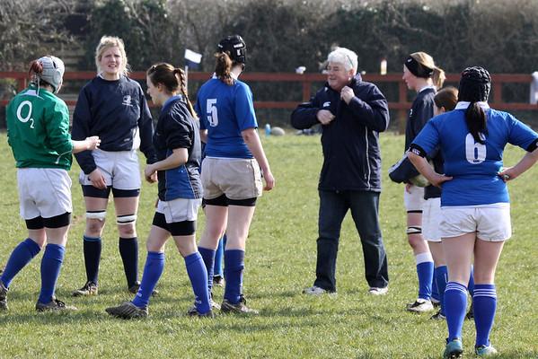 Women 1st XV v Galbally 3 March 2013