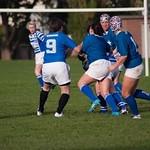 Womens St Marys J1 vs Athy 21/10/12
