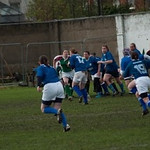 Womens St Marys J1 vs CYM Terenure 04/11/12