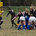 Womens St Marys J1 vs Newbridge 070413