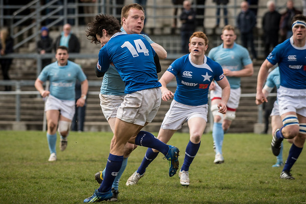 1st XV v Garryowen 12.03.2014 by Tom Beary
