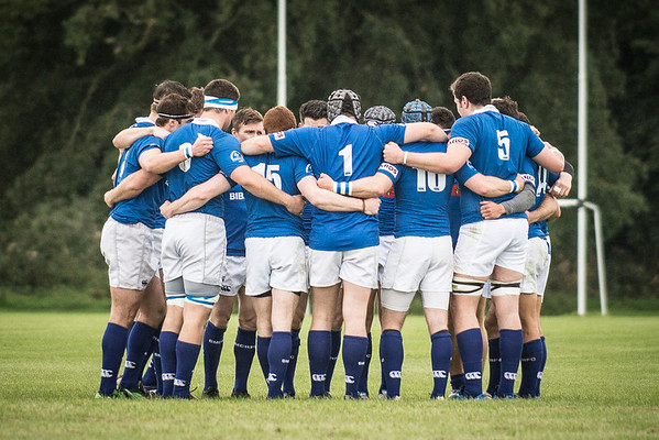 1st XV v Dublin University by Tom Beary