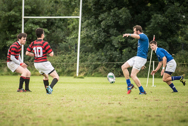 J1 XV v Trinity by Tom Beary
