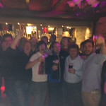 J4/J5 Team Night Out October 2013