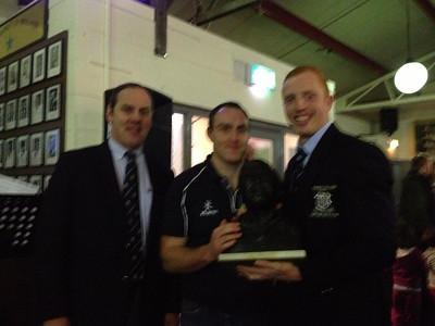 Shay Deering Trophy 2014