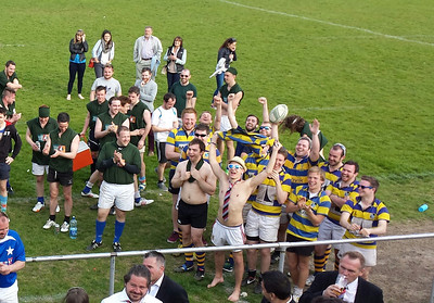 St Mary's College RFC 10's May 2014