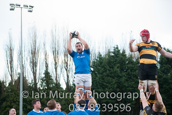 1st VX v Young Munster photos by Ian Murray