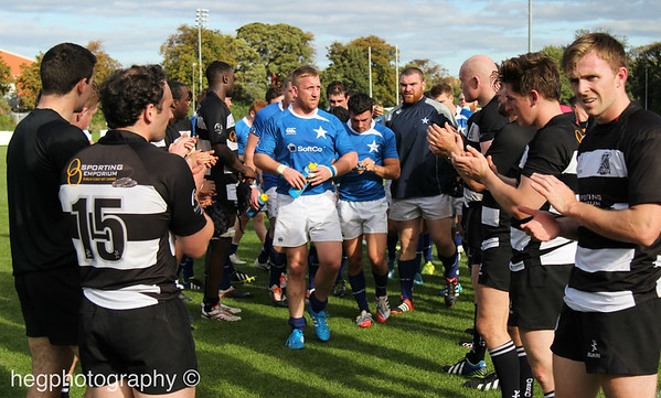 1st XV v Old Belvedere (A) 27.09.2014 by Kevin Hegarty