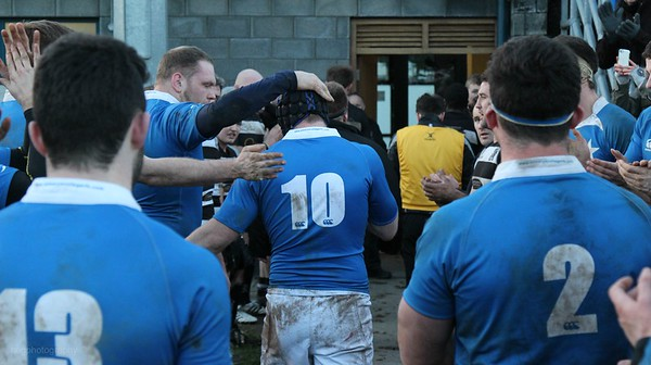 1st XV v Old Belvedere by Kevin Hegarty 10.01.2015
