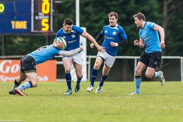 1st XV v UCD (H) by Tom Beary