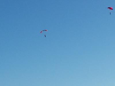 Sponsored Sky Dive