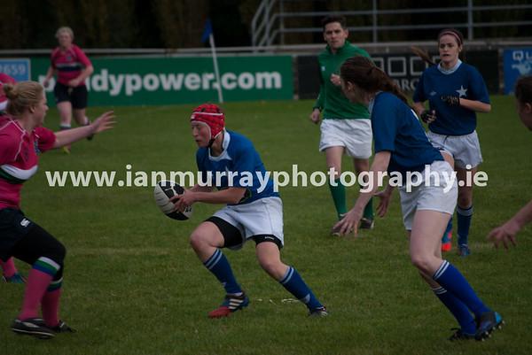 Womens J 1  v Suttonians 5/10/2014 by Ian Murray