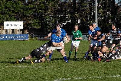 1st XV v Old Belvo (H) by Ian Murray 28.01.2017