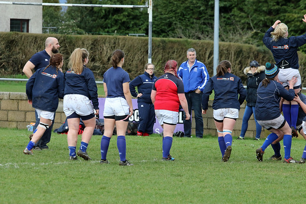 St Mary's Women v Highfield Women 19 02 17