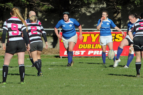 St Mary's Women v Old Belvedere 5 Feb 2017
