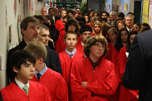 2009 Confirmation, December 13, 2009, 7:00 Mass