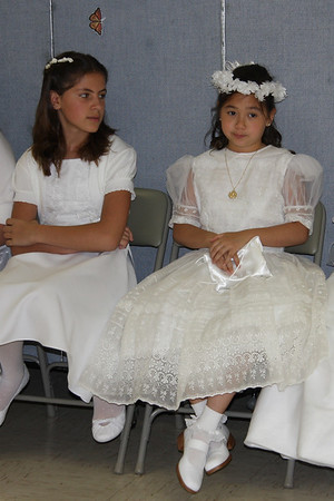 2009 First Holy Communion, 11 a.m. Mass