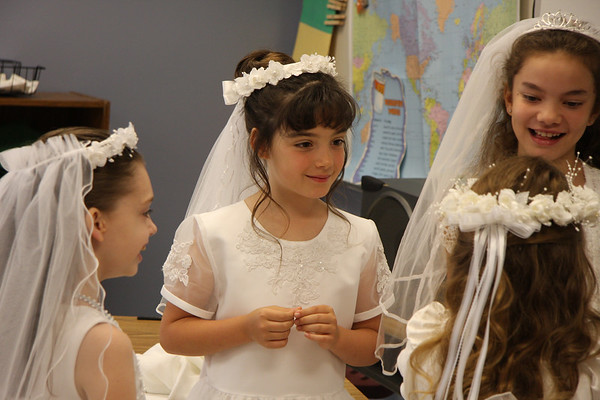 2010 First Holy Communion for St. Patrick School