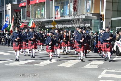 St. Patrick's Day in Toronto, 2018