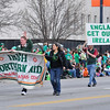 St. Patrick's Day parade in Kansas City, Mo 3.17.2011