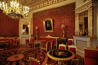 Hermitage Red Room