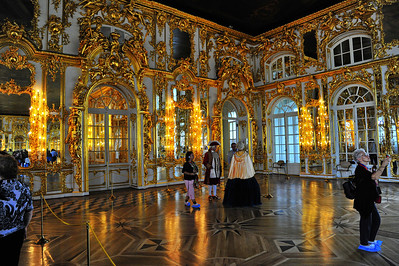 Catherine Palace Ballroom