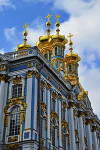 StPetersburg_Catherine_Palace_domes_TRA5582