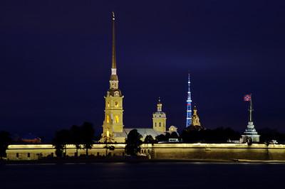 StPetersburg_Peter-Paul_Fortress_Night_NIT5566