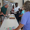July 2013- Interfaith Hospitality at St peter's