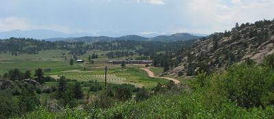 St.Walburga Abbey, Virginia Dale, Colorado