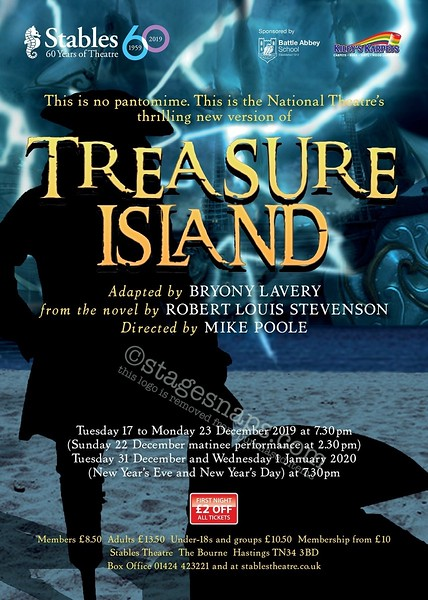 TREASURE ISLAND (December)