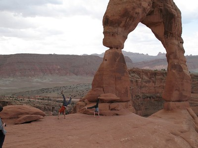 Stacee Calderon - Delicate Arch - Moab, Utah
