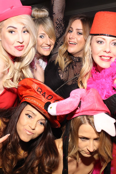 Stacey's 40th - Magic Mirror