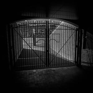 Stadium Gate