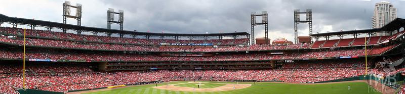 Busch Stadium - St. Louis Cardinals - 2006 Opening Season