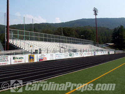 R.L. Dalton Stadium @ A.C. Reynolds High School in Asheville, N.C.   Photo Credit: Chris Hughes 8/31/2008
