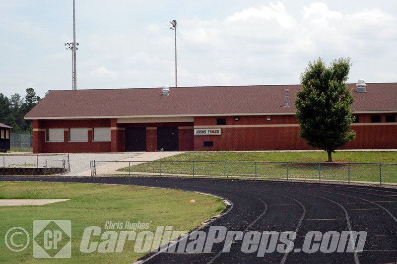 Bearcat Stadium @ Anson County High School.<br /> <br /> Photo Credit: Chris Hughes 6/10/2009